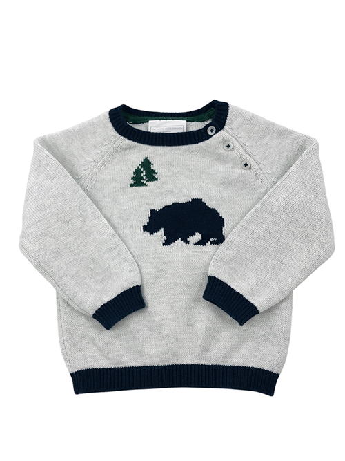 The little white company jumper 9-12 months